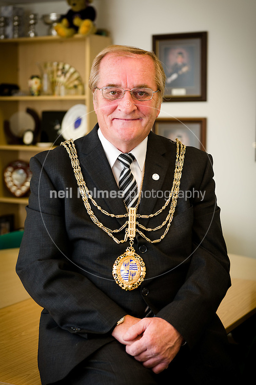 Mayor of Beverley Coun Peter Astell