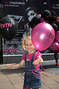 repro free. Suzannna Szczepaniak,from Galway at the opening of HMV Galwayat Edward square. Photo:Andrew Downes