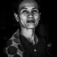 Portrait in Lao
