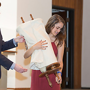 Temple Israel's 2015 Confirmation is held at Temple Israel on May 24, 2015 in Boston, Massachusetts. (Photo by Elan Kawesch)