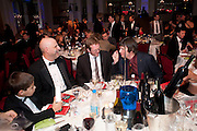 WILL COBEN; HARLAN COBEN; JON WOOD; IAN RANKIN, , Specsavers Crime Thriller Awards.  Award ceremony celebrating the best in crime fiction and television. <br /> Grosvenor House Hotel, Park Lane, London. 21 October 2009