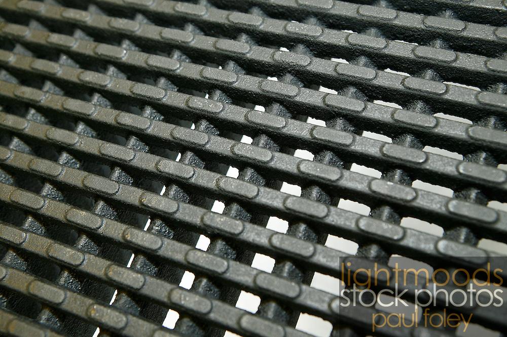 Steel Grating Detail