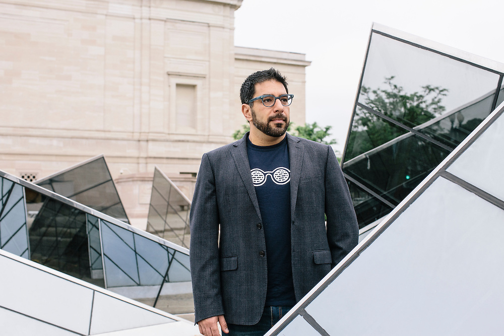 Ashkan Soltani, data security and privacy researcher, and chief technologist of the FTC.