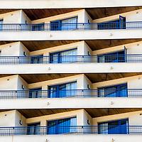 Edificio den Málaga, Andalucia. España. Málaga building. Andalucia. Spain