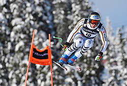 10.03.2018, Olympiabakken, Kvitfjell, NOR, FIS Weltcup Ski Alpin, Kvitfjell, Abfahrt, Herren, im Bild Thomas Dressen (GER) // Thomas Dressen from Germany in action during the men's downhill of FIS Ski Alpine World Cup in Olympiabakken in Kvitfjell, Norway on 2018/03/10. EXPA Pictures © 2018, PhotoCredit: EXPA/ Jonas Ericson