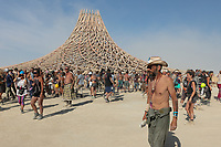 Galaxia by: Arthur Mamou-Mani from: London, United Kingdom year: 2018 My Burning Man 2018 Photos:<br />
