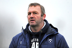 Bristol Bears Academy head coach Mike Hall-Mandatory by-line: Nizaam Jones/JMP- 05/01/2019 - RUGBY - North Bristol RFC - Bristol, England - Bristol Academy U18 v Exeter Chiefs U18-U18 Academy League