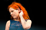 Neko Case at Pitchfork 2011 by Mara Robinson