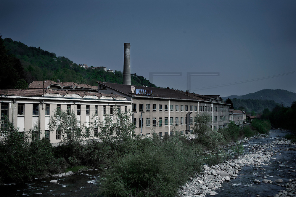 The building of the Bozzalla e Lesna. The factory owned by the Inghirami group closed at the end of the 2010 leaving at home 65 workers. Before 1998 the worker of the factory was around 250, then after 1998, when the Inghirami Group aquired the  factory the workers were reduced to 125.