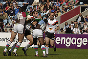 Twickenham, ENGLAND, Bull's Andy Lynch,  'Engage Super league'  between Harlequins RL vs Bradford Bulls, at the Stoop, 13.05.2006. © Peter Spurrier/Intersport-images.com,  / Mobile +44 [0] 7973 819 551 / email images@intersport-images.com.