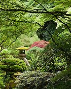 Portland Japanese Garden, Portland, OR
