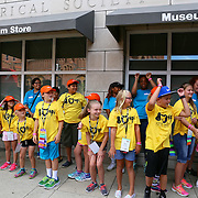 Cardinal Health RBC 2016 Camp Cardinal Adventurers. Chicago History Museum. Photo by Alabastro Photography.