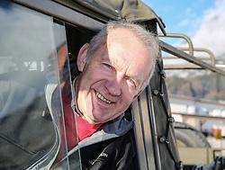 07.01.2016, Gröbming, AUT, Planai-Classic 2016, Sonderprüfung Trabrennbahn Gröbming, im Bild Rudi Stohl // during the Planai-Classic 2016 in Gröbming, Austria on 2016/01/07. EXPA Pictures © 2016, PhotoCredit: EXPA / Martin Huber