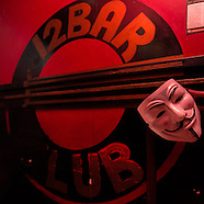 21 Jan. 2015 - Squatters Occupy London's famous 12 Bar Club