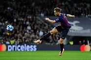 Tottenham Hotspur v Barcelona 03/10/2018