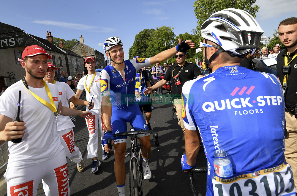 July 7, 2017 - France - KITTEL Marcel of Quick-Step Floors (Credit Image: © Panoramic via ZUMA Press)