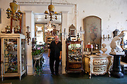 Stephen Sonnier of Dunn & Sonnier Flowers & Antiques