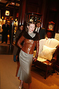 Camilla Rutherford. Elizabeth Saltzman, Tracey Emin and Charles Finch cocktails in support of Dream Auction Full stop in aid of NSPCC. Ralph Lauren. 21 March 2006. ONE TIME USE ONLY - DO NOT ARCHIVE  © Copyright Photograph by Dafydd Jones 66 Stockwell Park Rd. London SW9 0DA Tel 020 7733 0108 www.dafjones.com