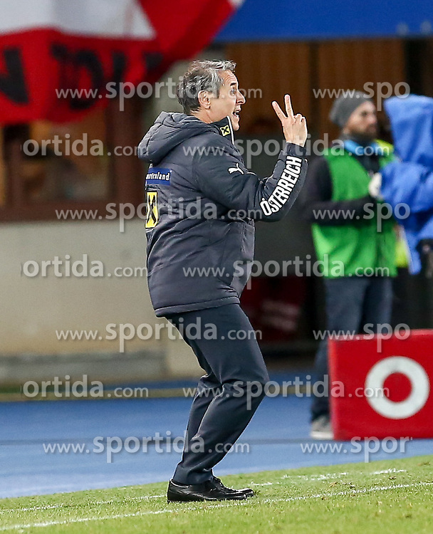 17.11.2015, Ernst Happel Stadion, Wien, AUT, Testspiel, Österreich vs Schweiz, im Bild Trainer Marcel Koller (AUT) // Trainer Marcel Koller (AUT) during the International Friendly Football Match between Austria and Switzerland at the Ernst Happel Stadion in Wien, Austria on 2015/11/17. EXPA Pictures © 2015, PhotoCredit: EXPA/ Alexander Forst