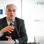 03 June 2015 - Belgium - Brussels - European Development Days - EDD - Growth - Ideas to impact-Innovation prizes for development - Gaspar Frontini , <br /> Head of unit at European Commission © European Union