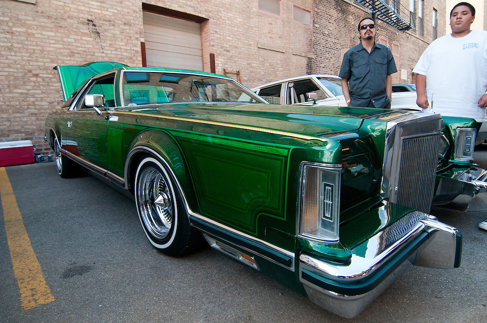 The Slow and Low Lowrider Show and Community Festival