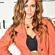 Tara Kari attend Fashion Scout SS20 - Ones To Watch - Day 1 at London Fashion Week - Day 1 on 13 September 2019, London, UK