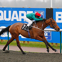 Samedi and Joe Fanning winning the 1.55 race