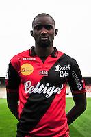Moustapha DIALLO - 16.09.2014 - Photo officielle Guingamp - Ligue 1 2014/2015<br /> Photo : Philippe Le Brech / Icon Sport