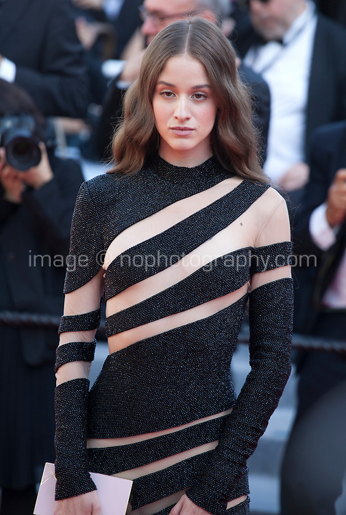 Coco König at the Award Ceremony and The Man Who Killed Don Quixote at the The Man Who Killed Don Quixote gala screening at the 71st Cannes Film Festival, Saturday 19th May 2018, Cannes, France. Photo credit: Doreen Kennedy