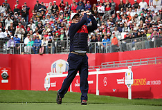 41st Ryder Cup- Celebrity Golf Match 27 Sep 2016