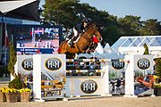 Adrienne Dixon - Killossery Kaiden<br /> FEI WBFSH World Breeding Jumping Championships for Young Horses 2017<br /> © DigiShots