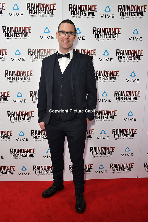 Martin Taylor is Nominated attends the Raindance Film Festival - VR Awards, London, UK. 6 October 2018.