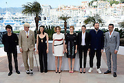 BEN WHISHAW, JOHN C REILLY, RACHEL WEISZ, ANGELIKI PAPOULIA, LEA SEYDOUX, ARIANE LABED, YORGOS LANTHIMOS & COLIN FARRELL  - 68Th CANNES FILM FESTIVAL  - PHOTOCALL 'THE LOBSTER<br /> ©Exclusivepix Media