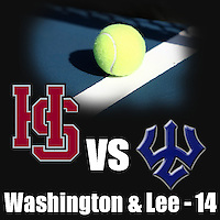 Tennis vs Washington & Lee - 14