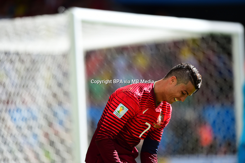 BRASILIA DF 26 Jun 2014. Portugal VS Ghana. ( Match 46 ) FIFA BRASIL WORLD CUP 2014.