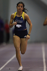 London, Ontario ---11-01-22---   Nicole Sassine of the Windsor Lancers competes at the 2011 Don Wright meet at the University of Western Ontario, January 22, 2011..GEOFF ROBINS/Mundo Sport Images.