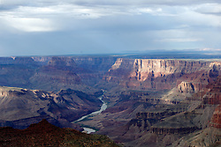 OCT 6, 2016: A view of the canyon from the South Rim of the canyon in Grand Canyon,  Arizona, Richey Miller/CSM(Credit Image: © Richey Miller/Cal Sport Media)