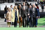 27-04-2017 KONINGSDAG 2017 TILBURG<br /> Tilburg viert Koningsdag 2017 met Willem-Alexander en Prinses Amalia en Prinses Ariane en Prinses Alexia en Burgemeester Noordanus<br /> <br /> Foto: Geert van Erven