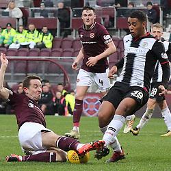 Hearts v St Mirren, Scottish Premiership, 23 February 2019