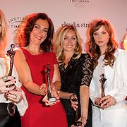 NLD/Amsterdam/20120911- Uitreiking Elegance Awards 2012, Jessica Durlacher, Monic Hendrickx , Dominique van Hulst, Sylvia Hoeks en Sigrid ten Napel