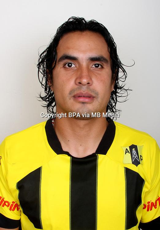 Colombia League - Postobom Liga 2014-2015 -<br /> Corporacion Deportiva Alianza Petrolera - Colombia / <br /> Jhoaho Hinestroza