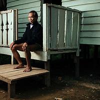 Dayak Punan of Teronoi, Central Kalimantan, Indonesia.<br /> <br /> Nala.