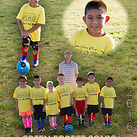 Spring 2016 Green Forest Youth Soccer
