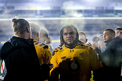 Ben Onyeama-Christie of Wasps A - Mandatory by-line: Robbie Stephenson/JMP - 16/12/2019 - RUGBY - Sixways Stadium - Worcester, England - Worcester Cavaliers v Wasps A - Premiership Rugby Shield