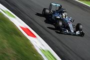 September 3-5, 2015 - Italian Grand Prix at Monza: Lewis Hamilton (GBR), Mercedes
