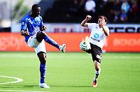 Fotball , 24. august 2014 , Eliteserien , Tippeligaen<br /> Odd - Start<br /> Ardian Gashi , Odd <br /> Oluwaseyi Olofinjana , Start