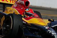 Bryan Herta at St. Petersburg, Honda Grand Prix of St. Petersburg, April 3, 2005
