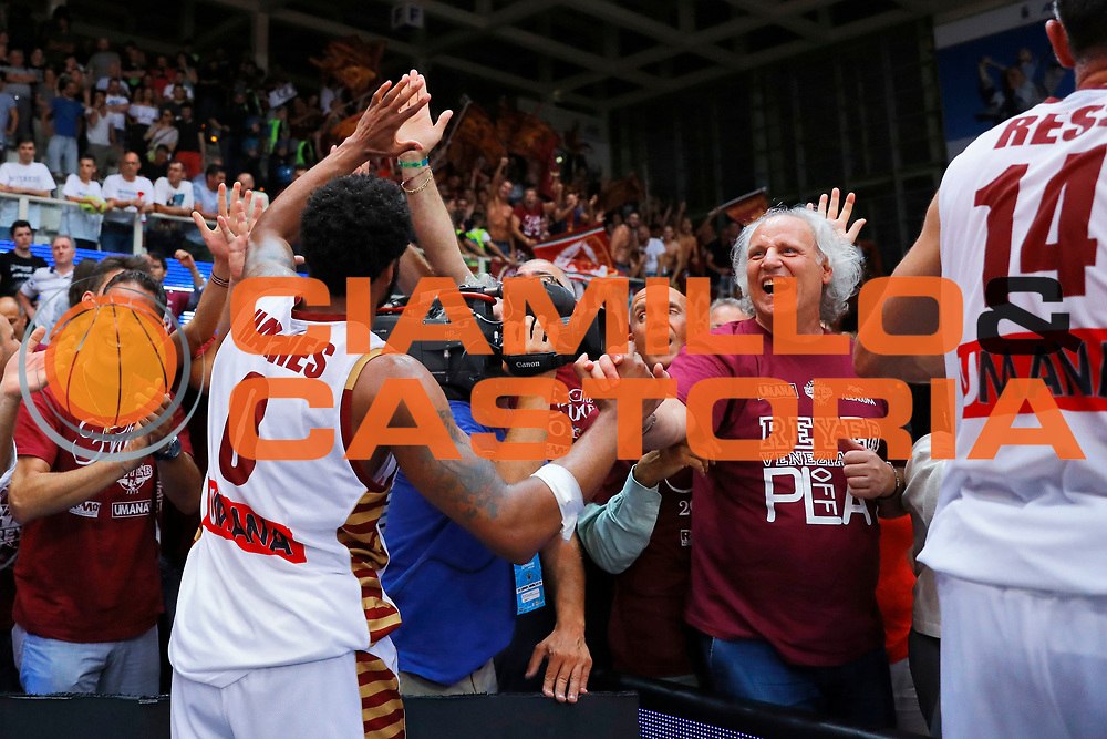 Marquez Haynes<br /> Dolomiti Energia Trento - Umana Reyer Venezia<br /> Lega Basket Serie A 2016-2017<br /> Playoff FINALE Gara 6<br /> Avellino 20/06/2017<br /> Foto Ciamillo-Castoria