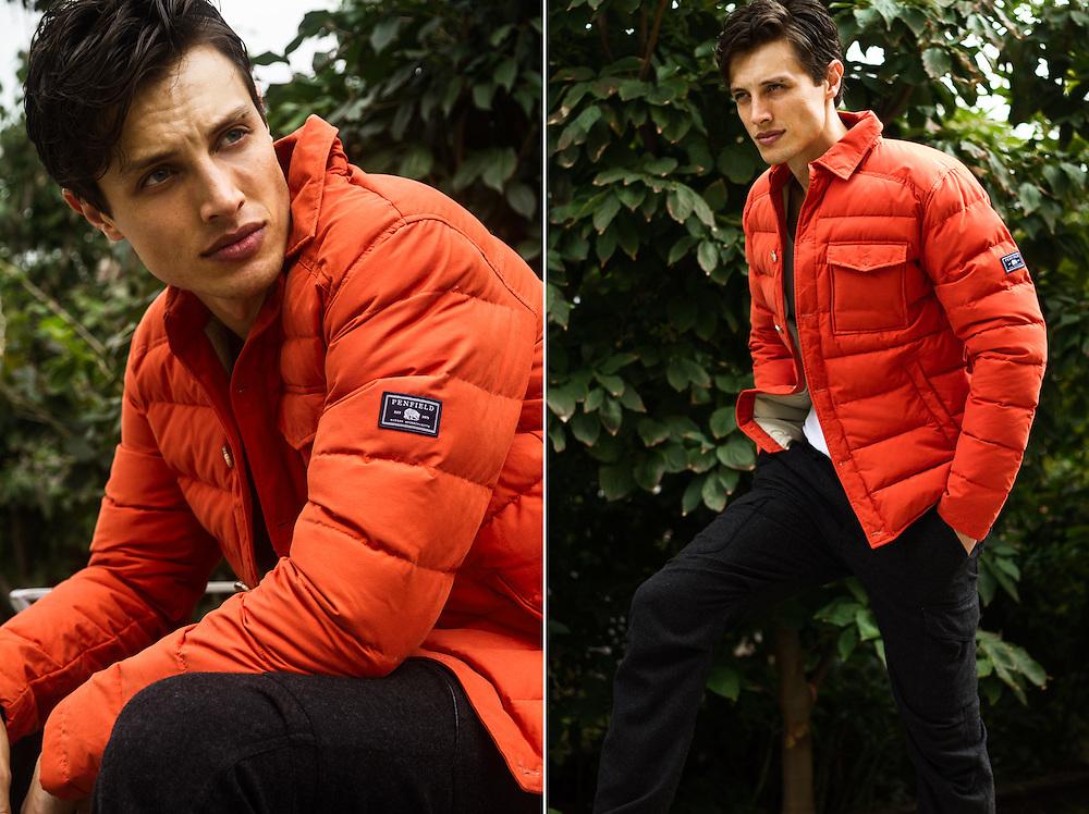 Fabio wearing Penfield jacket www.andersonsmithphotography.net