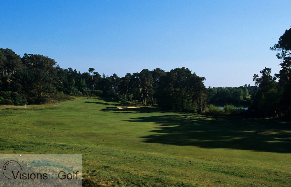 Parkstone GC, England, Uk<br /> Photo Credit Mark Newcombe / visionsingolf.com